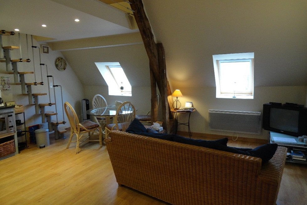one bedroom gite Brittany