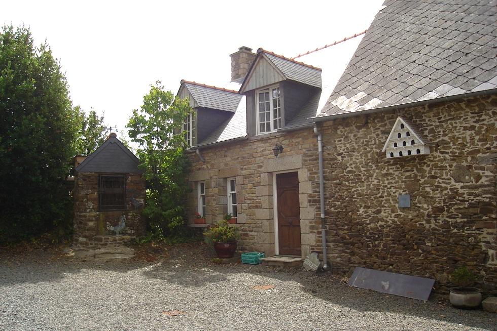 Villa Gite Brittany France Hirondelle