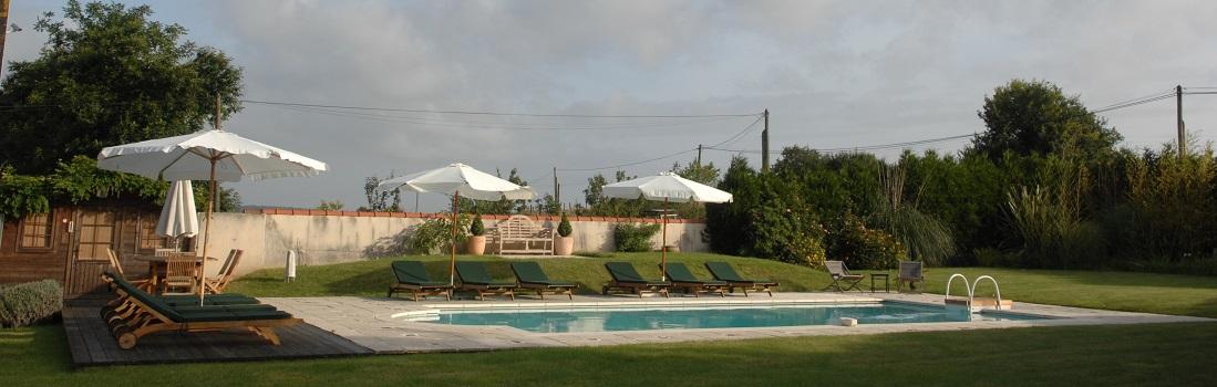 Villa heated swimming pool 1100