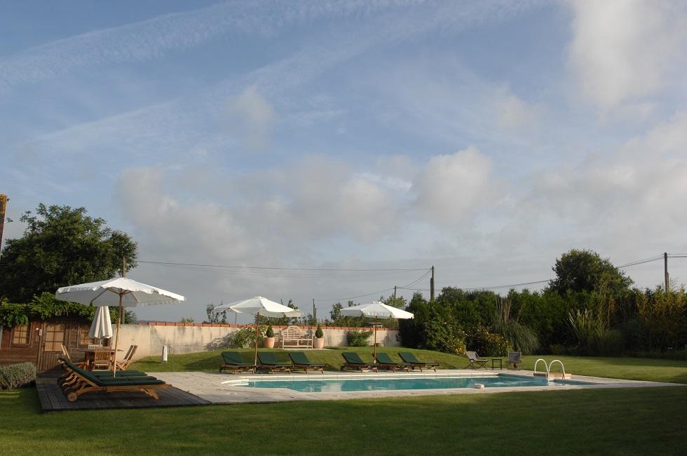 Gite private garden